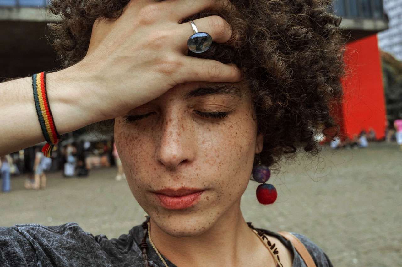 Como uma dor de cabeça é um sinal de um tumor cerebral?