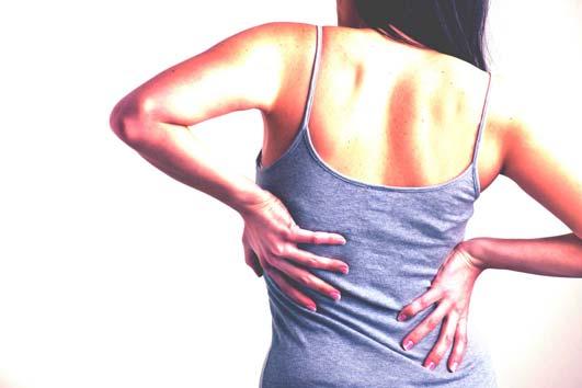 Dor nas costas e o uso de opioide