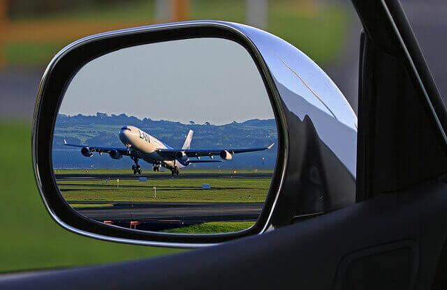 Dor nas costas em voos prolongados