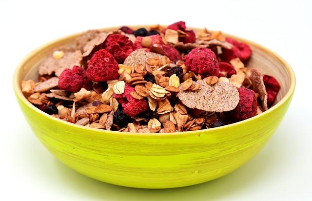 Dor no estômago depois de comer frutas secas