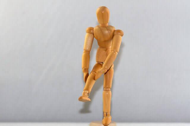 O que fazer para dor no joelho após longas caminhadas