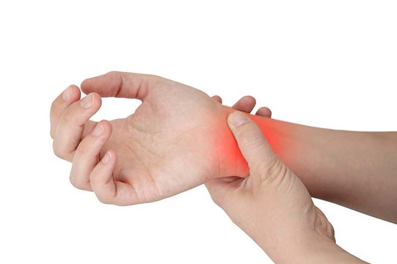 Dor no pulso | Esforço repetitivo, Lesão, Deslocamento