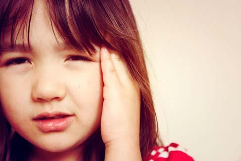 Dores de cabeça em crianças | Dor de cabeça infantil