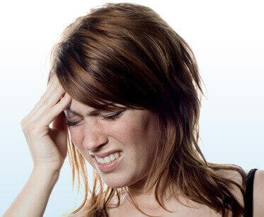Dores de cabeça? O que está dando dor de cabeça?