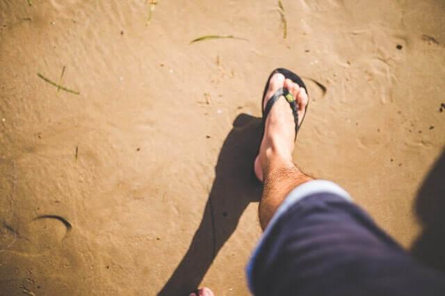 Causas de dormência dos pés e dedos dos pés