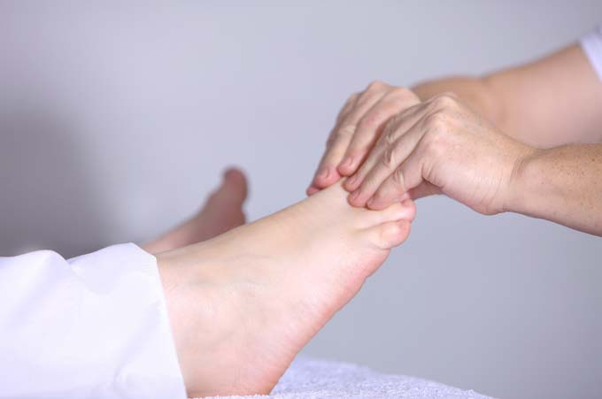 Edema e artrite reumatoide