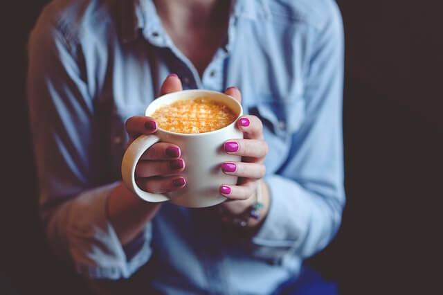 Efeitos colaterais negativos da cafeína e efedrina