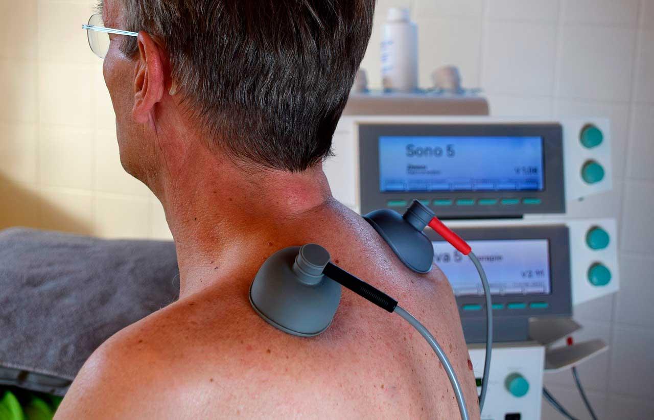 Eletroterapia | Aliviar dores musculares e articulares