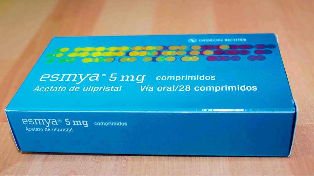 Remédio para tratar Mioma | Esmya (acetato de ulipristal)