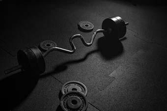 Espasmos Musculares Depois de um Treino
