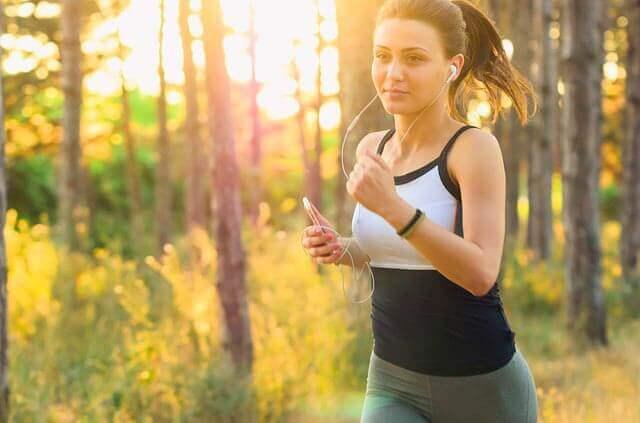 Evitar A Coceira Do Corredor Para Salvar Seu Exercício