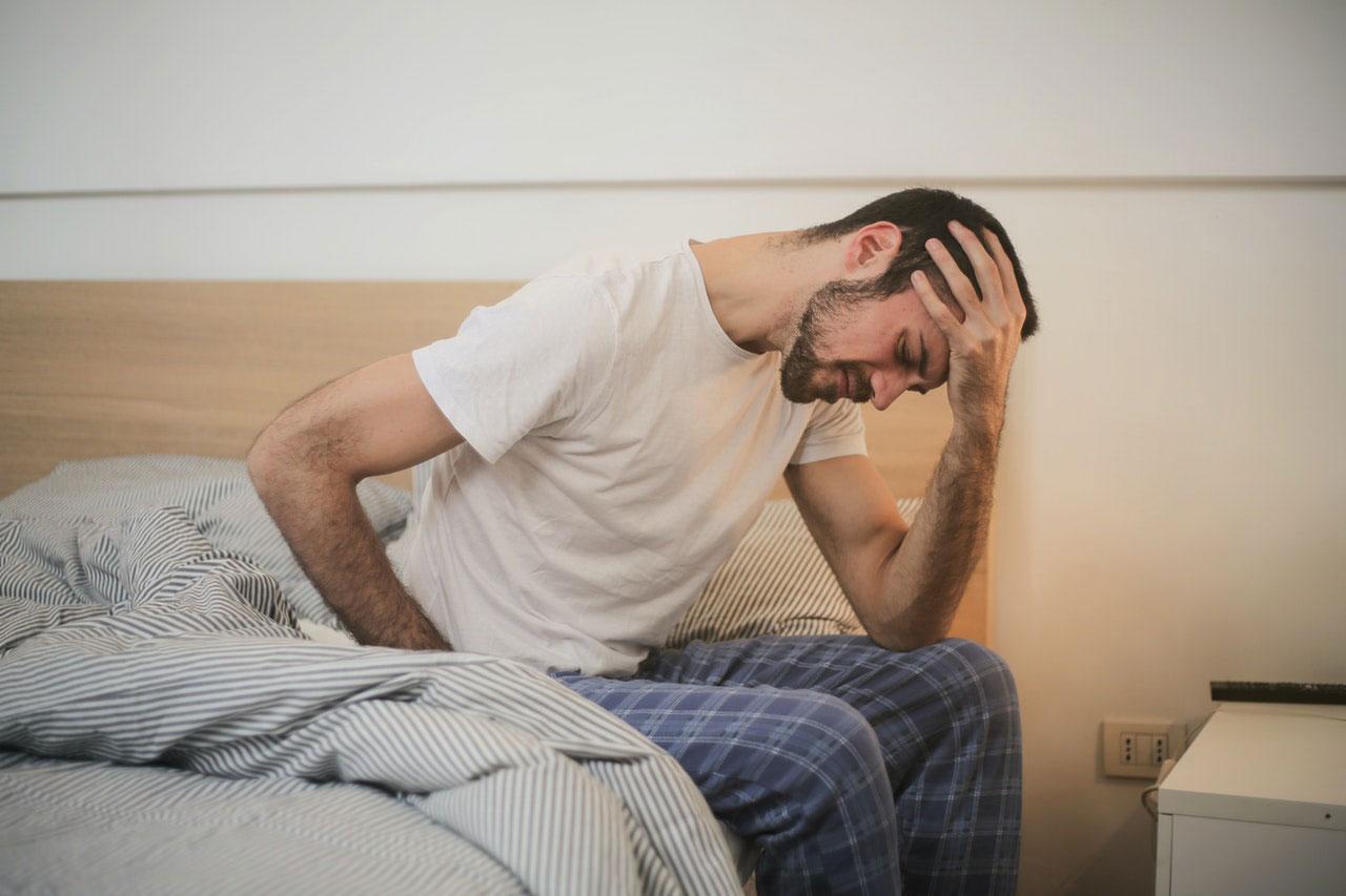 Fadiga e gripe | Sensação intensa de exaustão