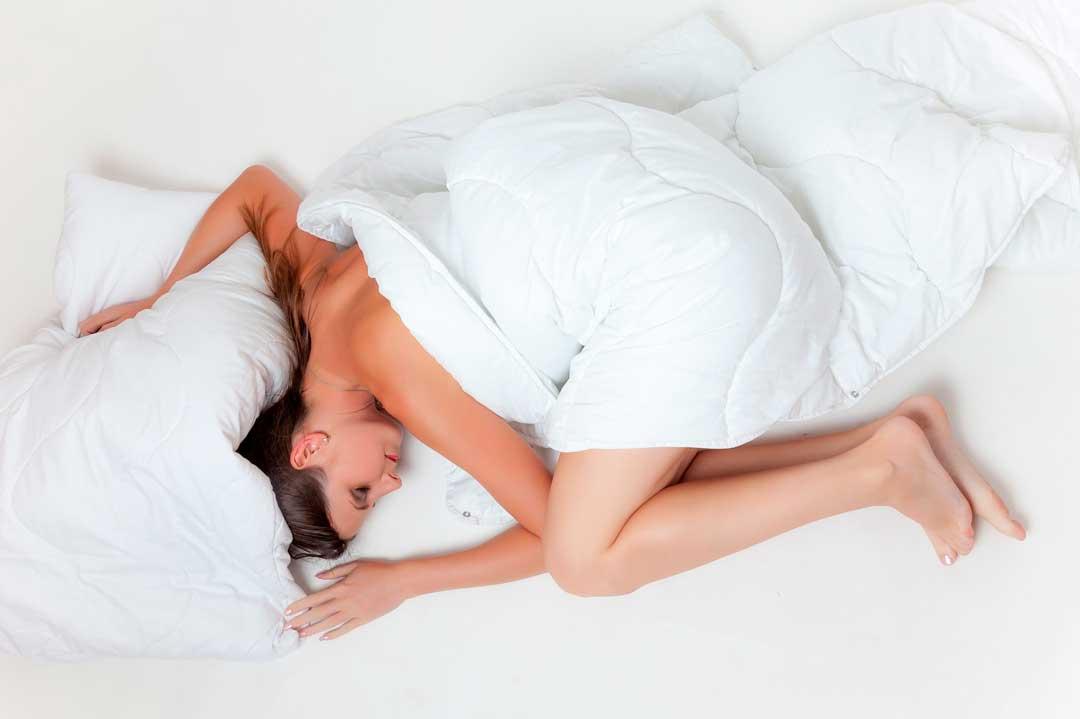 Falta de ar quando deitado, dormindo ou à noite