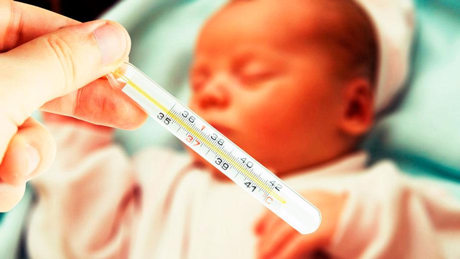 Febre na criança | Sintomas e O que fazer para tratar?