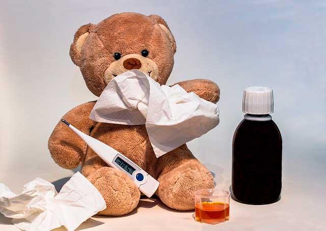 Febre na criança