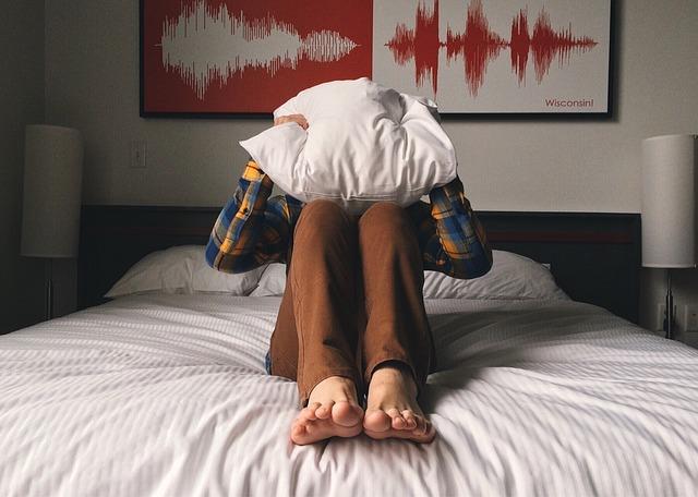 Ficar sem dormir engorda