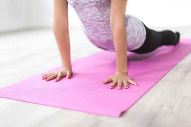 Formigamento nas mãos e pés durante o exercício