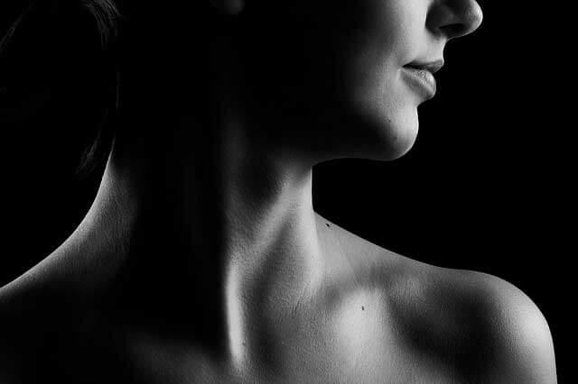 Glândulas inchadas no pescoço
