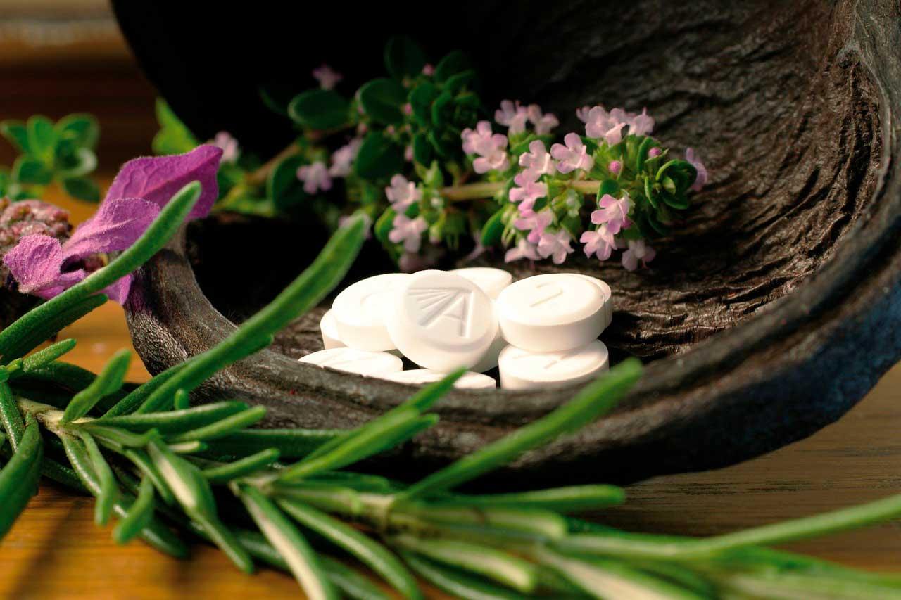 Homeopatia para constipação