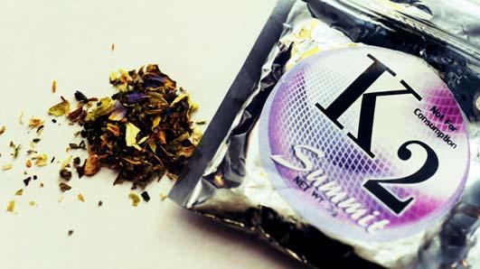 Impactos de maconha sintética K2 no coração de um adolescente