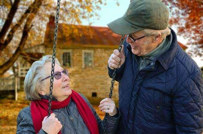 Importância da idade como fator de risco de uma doença de Alzheimer