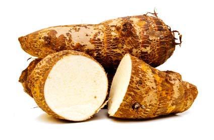 Inhame pode prevenir diabetes e câncer de cólon