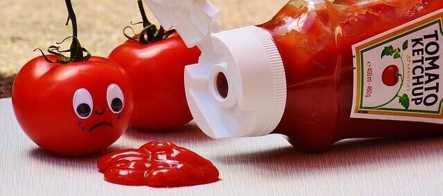 Ketchup| Por que Ketchup faz mal para a saúde?