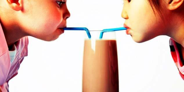 Leite com Chocolate Ajuda na Recuperação Pós-Exercício