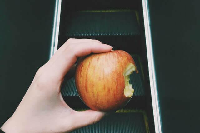 As maçãs podem dar mais energia do que o café?