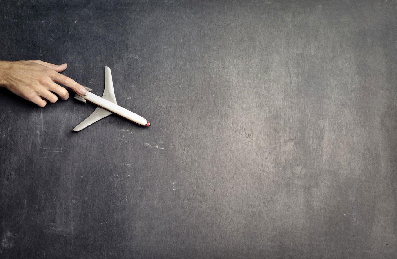 Maneiras de evitar pegar um resfriado ou gripe ao voar