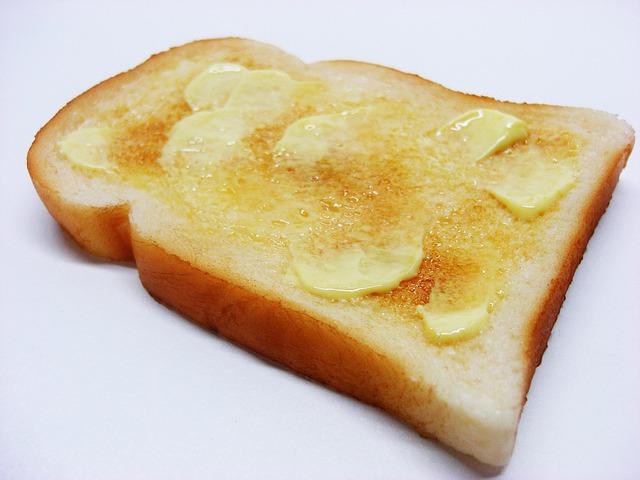 Margarina faz mal a saúde