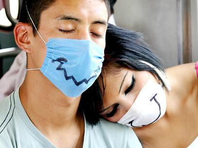 Máscara ajuda na proteção contra a Gripe
