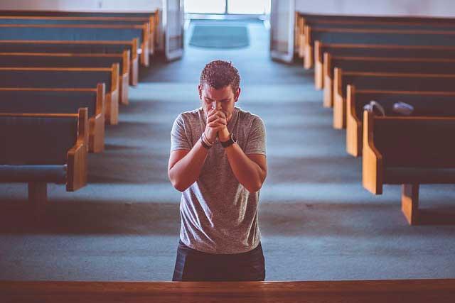Medo da Igreja