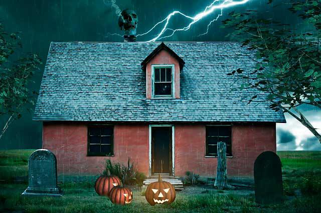 Medo de casas assombradas
