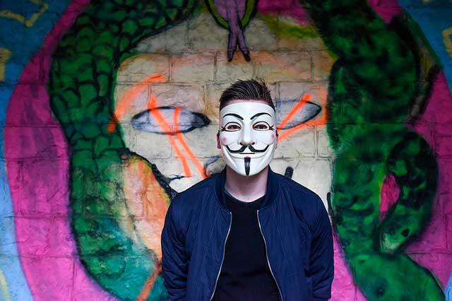 Medo de máscara