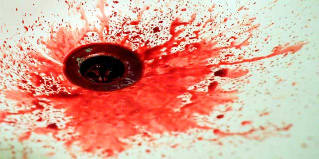 Medo de Sangue