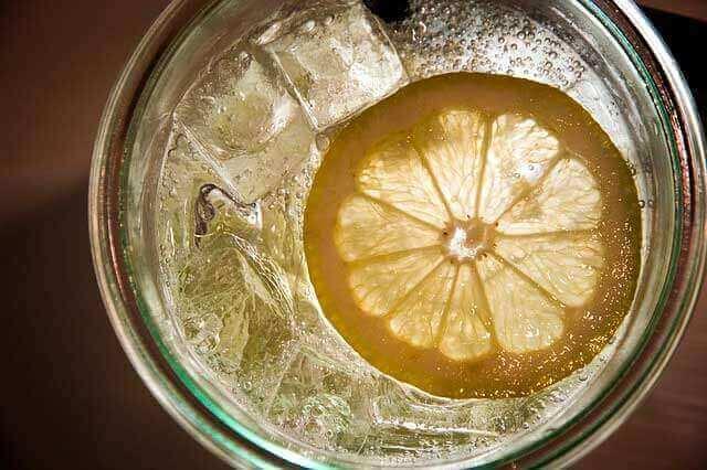 Mel e Limão para Digestão