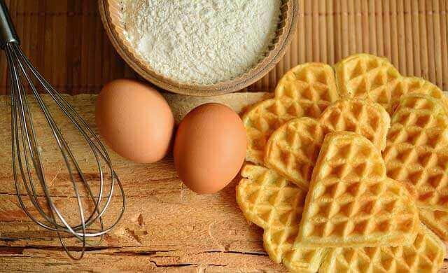 A melhor proteína para comer no café da manhã