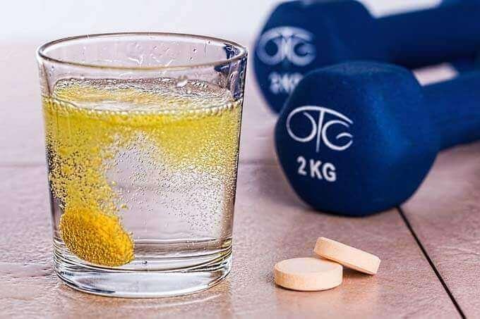 Os 5 melhores suplementos nutricionais