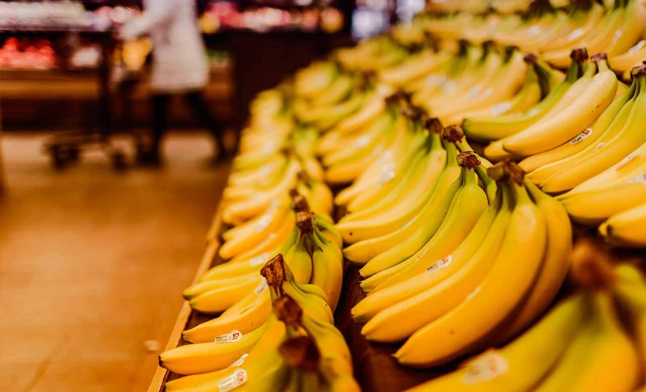 Banana - 4 Minerais Essenciais e Vitaminas da Banana