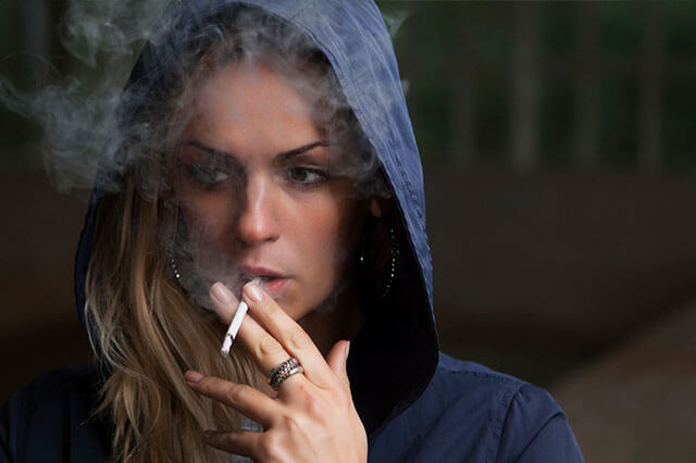 Nicotina pode ser boa para a saúde?