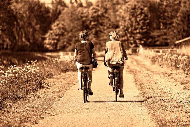 9 benefícios para a saúde ao andar de bicicleta