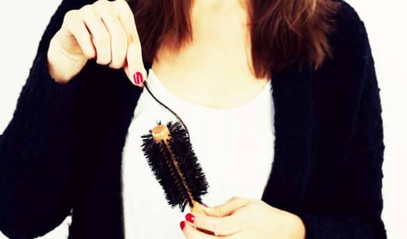 O estresse pode causar perda de cabelo?