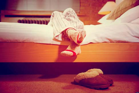O que é a Síndrome das Pernas Inquietas?