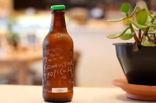 O que é chá de kombucha? Tem benefícios para a saúde?