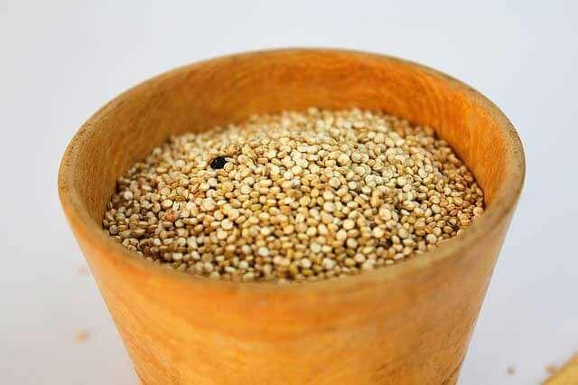 O que é uma alergia ao amaranto?