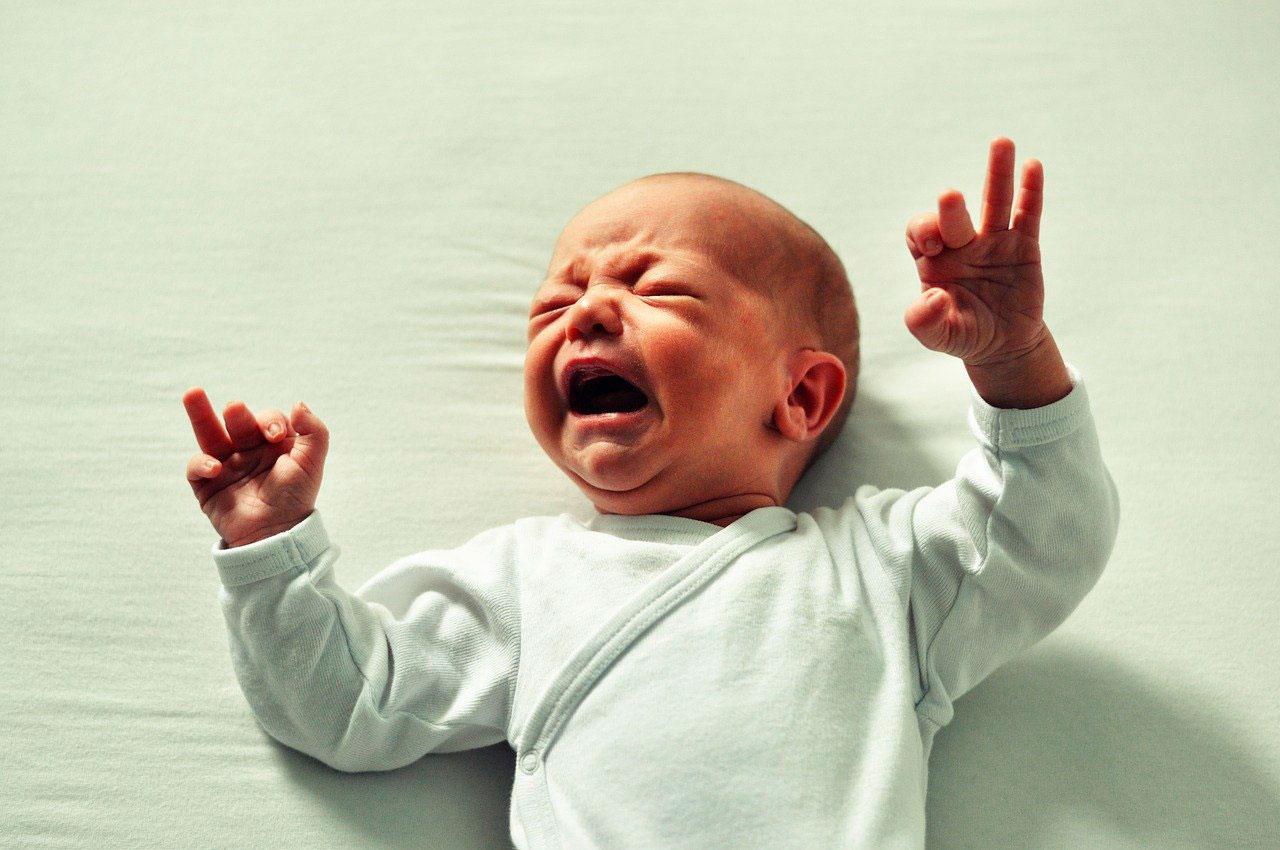 O que fazer quando seu bebê fica gripado