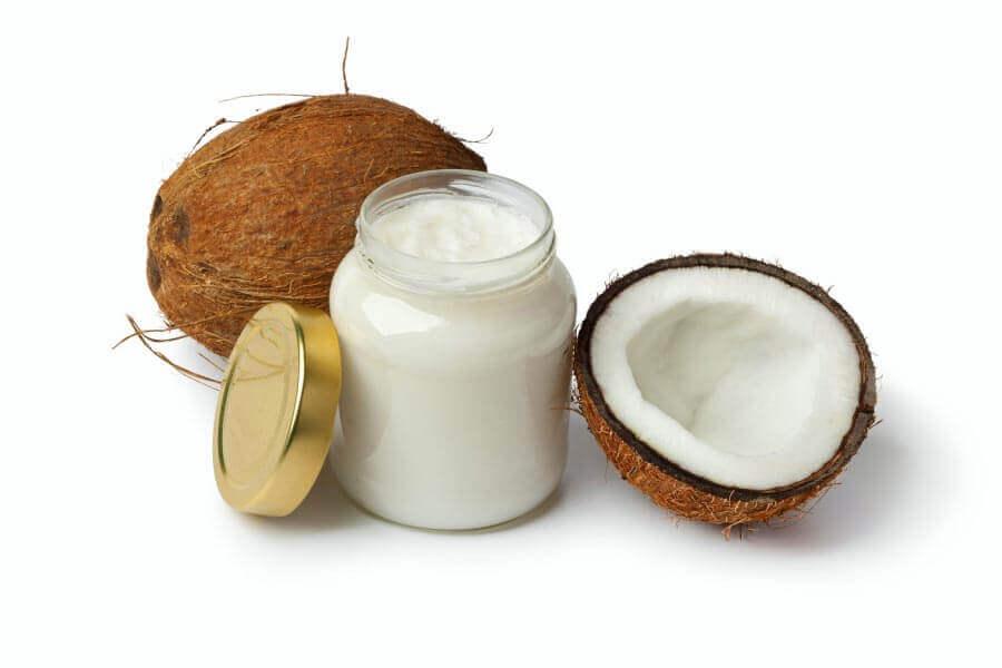 Óleo de coco | elogiado por benefícios de perda de peso