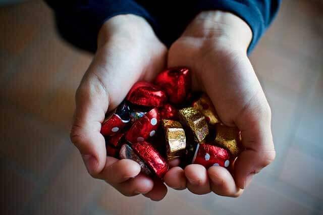 Os chocolates causam um ataque da vesícula biliar?