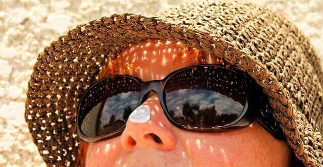 Efeitos Colaterais da Queimação na Pele